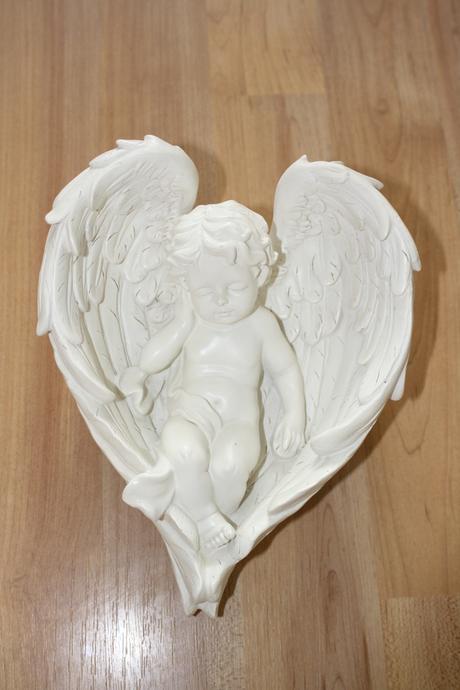 Soška anjel,