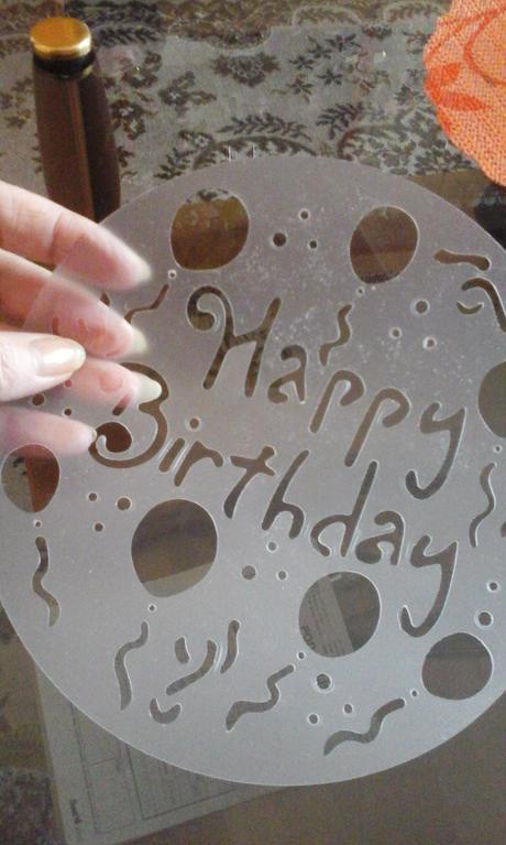 dekorace na tortu ,