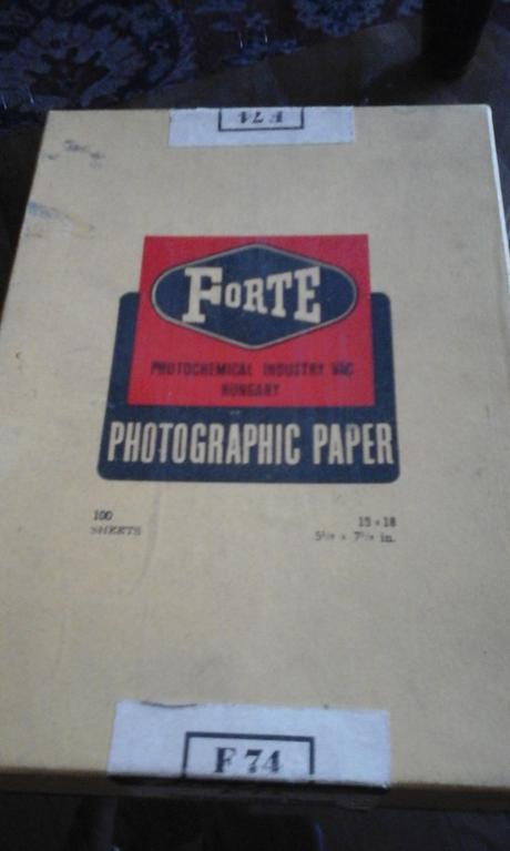 foto papier,