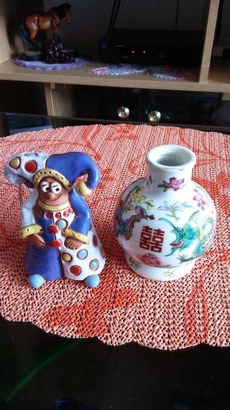 Keramika a dekorácie ,