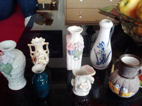 vazičky,
