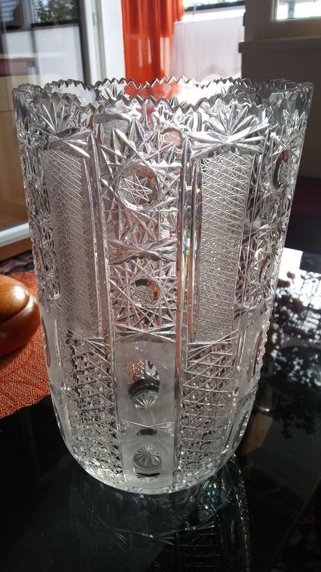velká váza,