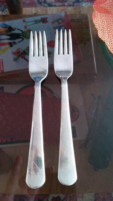 vidličky,