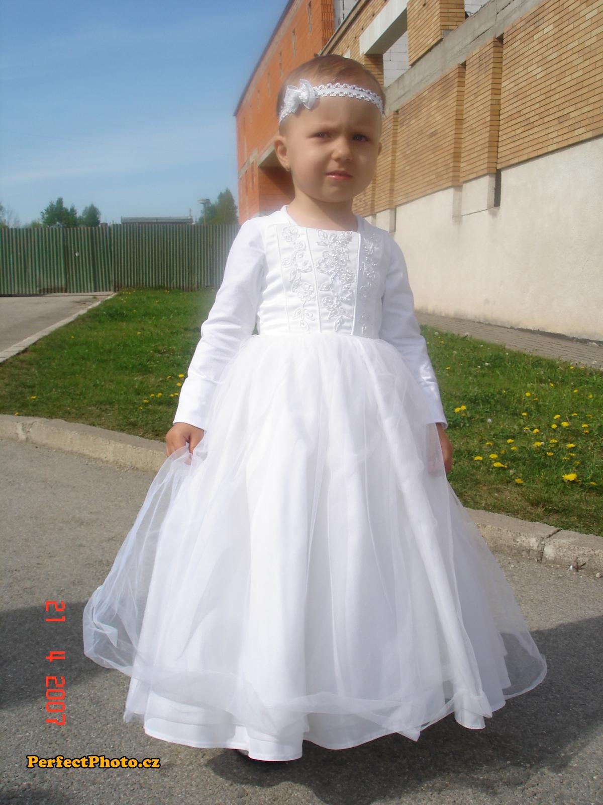 59863ae5c39a Detské šaty vhodné na svadbu