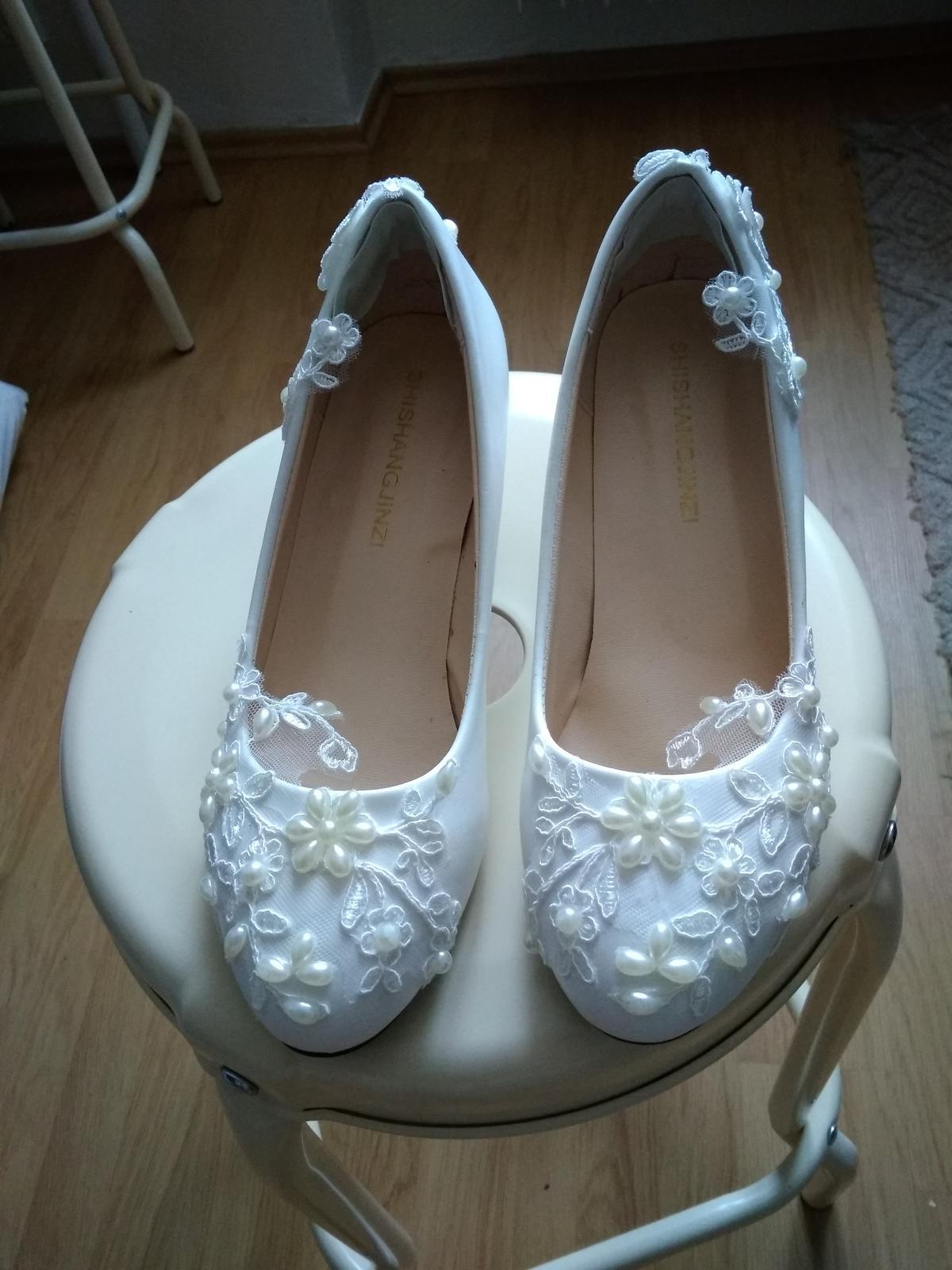 0dd85d3ef69 Svatební boty