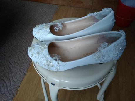 Svatební boty, 41