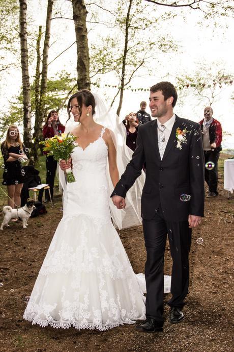Luxusní svatební šaty Pronovias Umana, 38