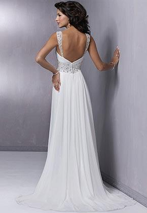 2793b071853 Svatební šaty i pro těhulky