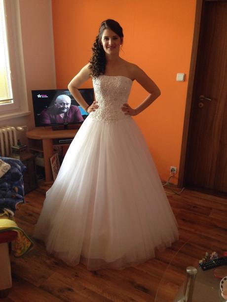 svatební šaty Madora, 36