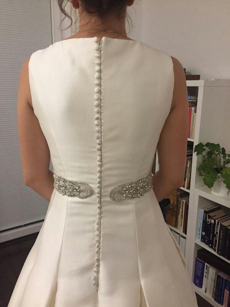 svadobné šaty Rosa Clará, 42