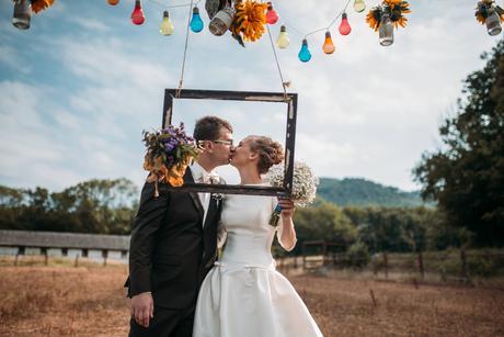 svadobné šaty - AIRE BARCELONA, 34