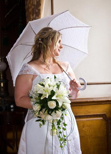 Svatební šaty vel. 44, 44