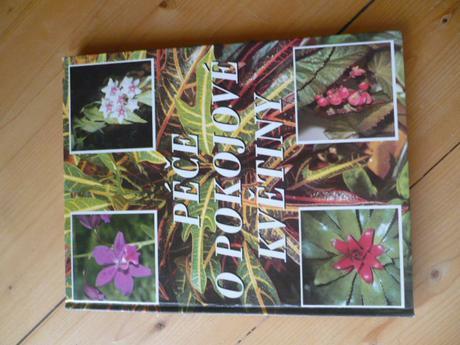 Kniha Pece o pokojove rostliny,