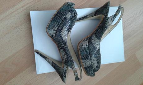 Kozene sandalky, 37