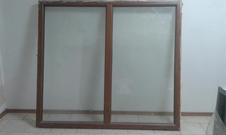 Plastove okno 190x170 cm,