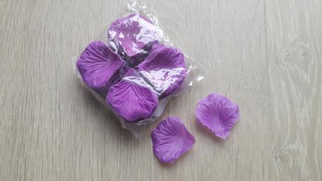 Fialove lupene ,