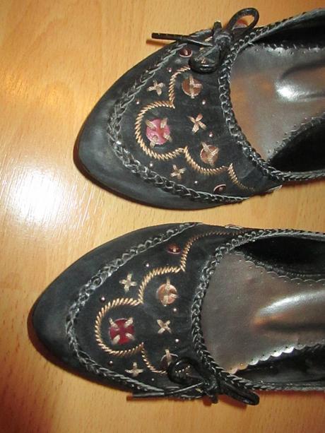 Dámská obuv, 39