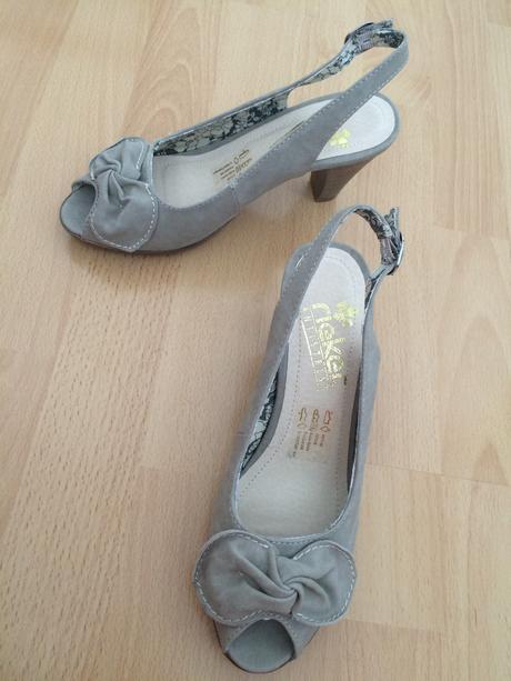 Sandálky pro družičku, 38