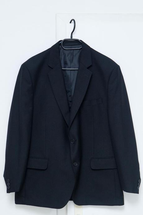 Pánský oblek BANDI VAMOS černý   , 54