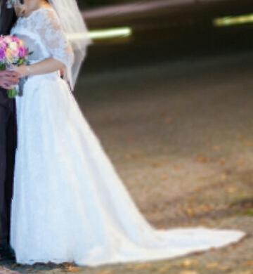 Svadobné šaty šité na mieru , 40