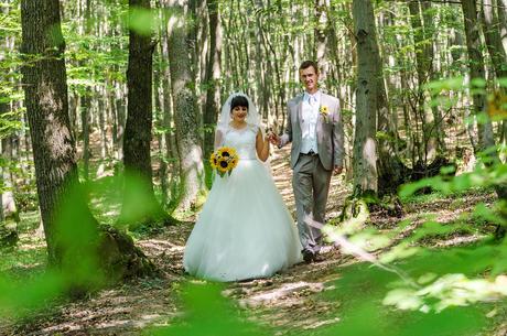 Svadobné šaty-tylové, 39