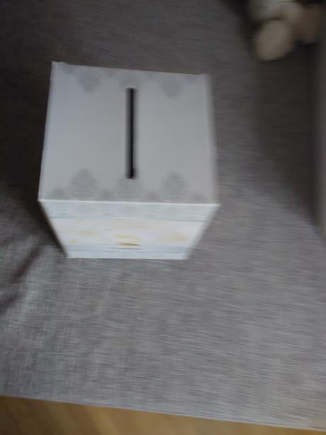 na přání krabice,