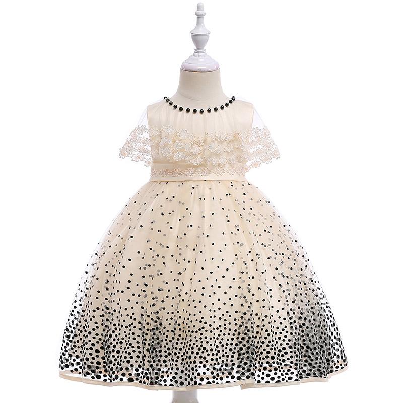 Detské šaty l5007 (110 - 146) 9336a97153d