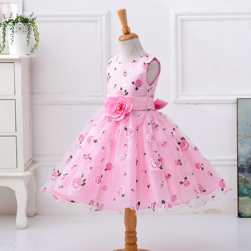 Detské šaty l619 - skladom e32162fbe3d