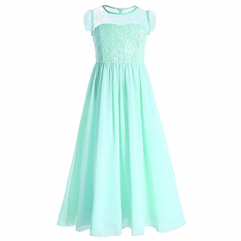 87ea61c83 Detské šaty lace005 - tyrkysové (134 - 164), 134 - 22,90 € | Svadobné shopy  | Mojasvadba.sk