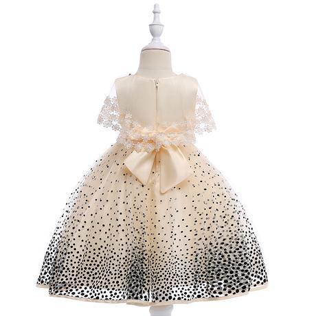 Detské šaty L5007 (110 - 146), 122
