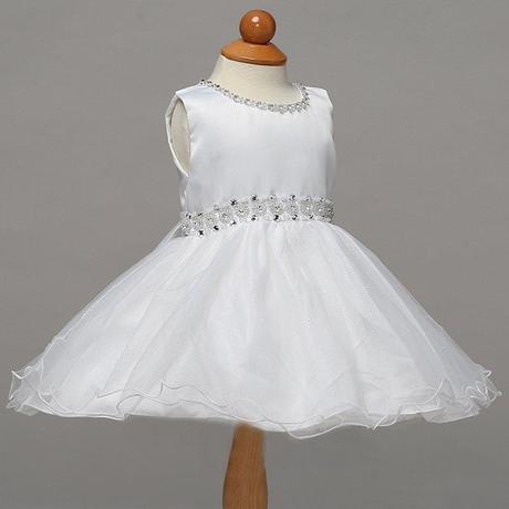 detské šaty L565 - skladom, 134