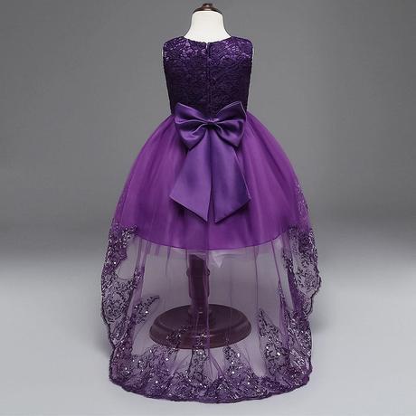 detské šaty L8804 - skladom, 116