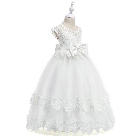 Detské šaty LP207 - skladom, 146