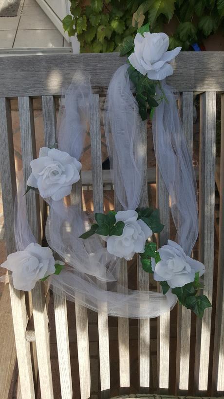 Svatební tyl,