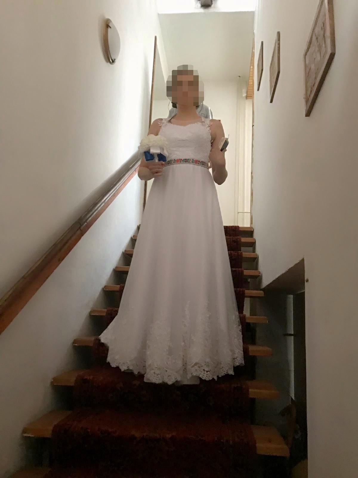 bab92ffa0baa Svadobné šaty