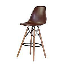 Barová stolička Enorm hnedá - SKLADOM,