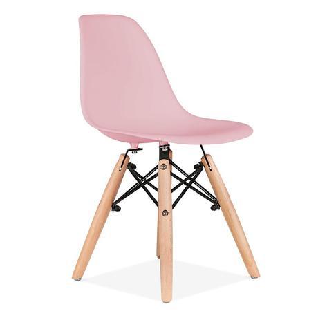 Detská stolička Enorm ružová - SKLADOM,