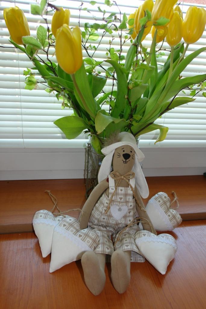 Moja radosť - zajačiky - Obrázok č. 1