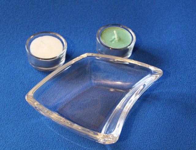 MíJa 24.7.2009 - svíčky s mističkou pod prstýnky