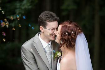 a tuhle fotku jsem si zamilovala úplně nejvíc  (foto opět Jirka - děkuju!)