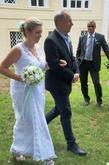 Děkujeme za krásnou fotečku - nevěsta v botičkách od nás :)