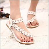 Sandály, letní pro družičky, i nevěsty, 36