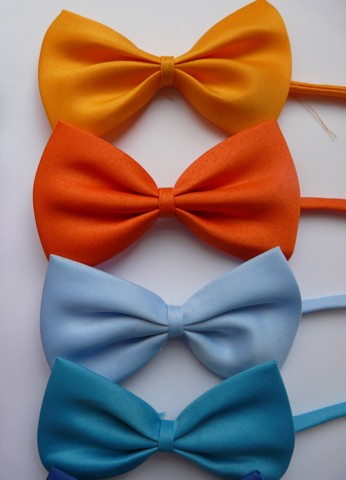Svatební dětský motýlek, různé barvy - Obrázek č. 4