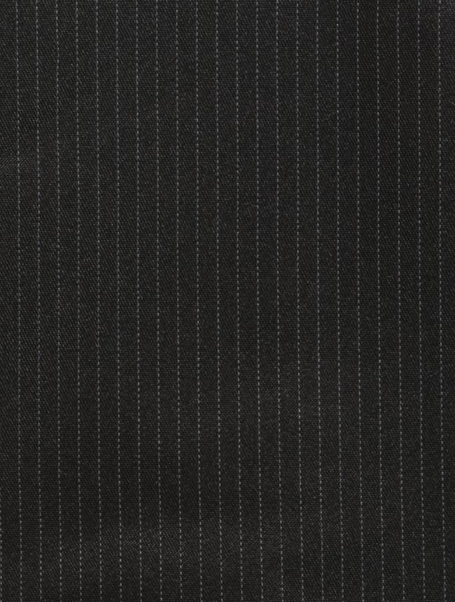 Černý oblek s proužkem, 12-18m - půjčovné - Obrázek č. 4