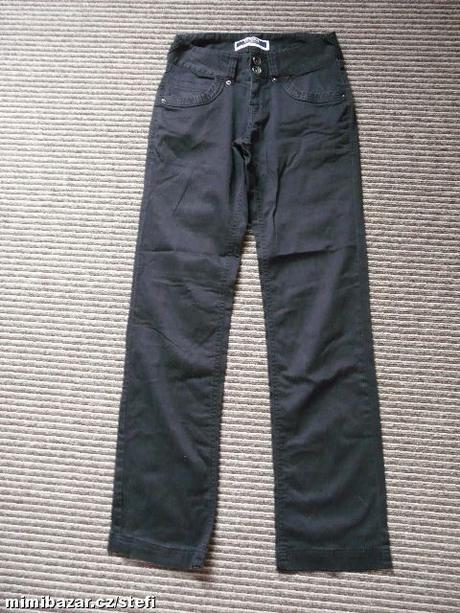 Černé kalhoty - S - Obrázek č. 1