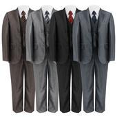 Společenský oblek 1-14 let - půjčovné, 146