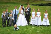 Zapůjčím obleky a šaty na svatby, 128