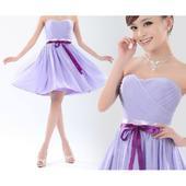 Dívčí šaty, společenské, XS-M, 152