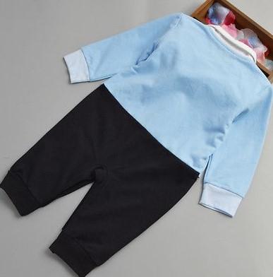 Oblek, propínací overal pro menší děti, na svatbu - Obrázek č. 3