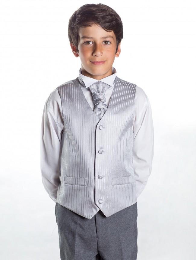 Svatební oblek, stříbrná, šedá, půjčovné, všechny - Obrázek č. 4
